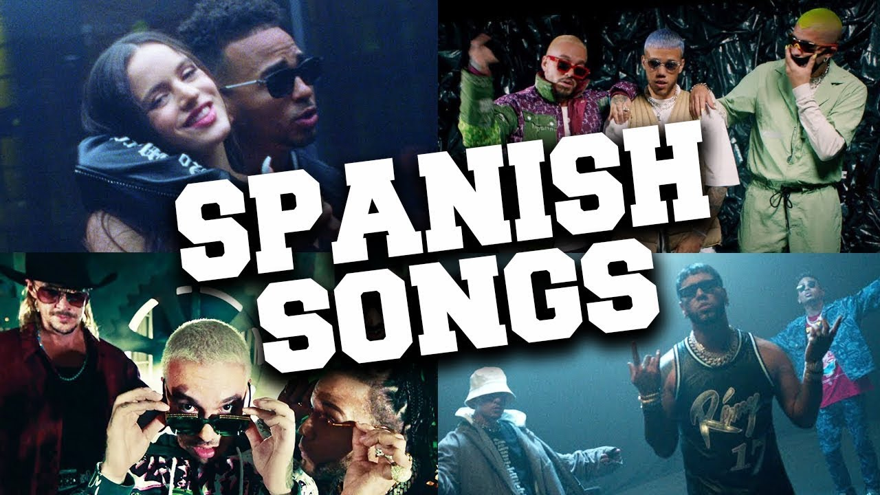 A popular spanish song