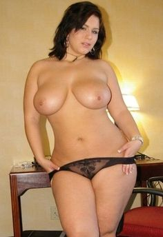 Nude women with thick thighs and big boobs
