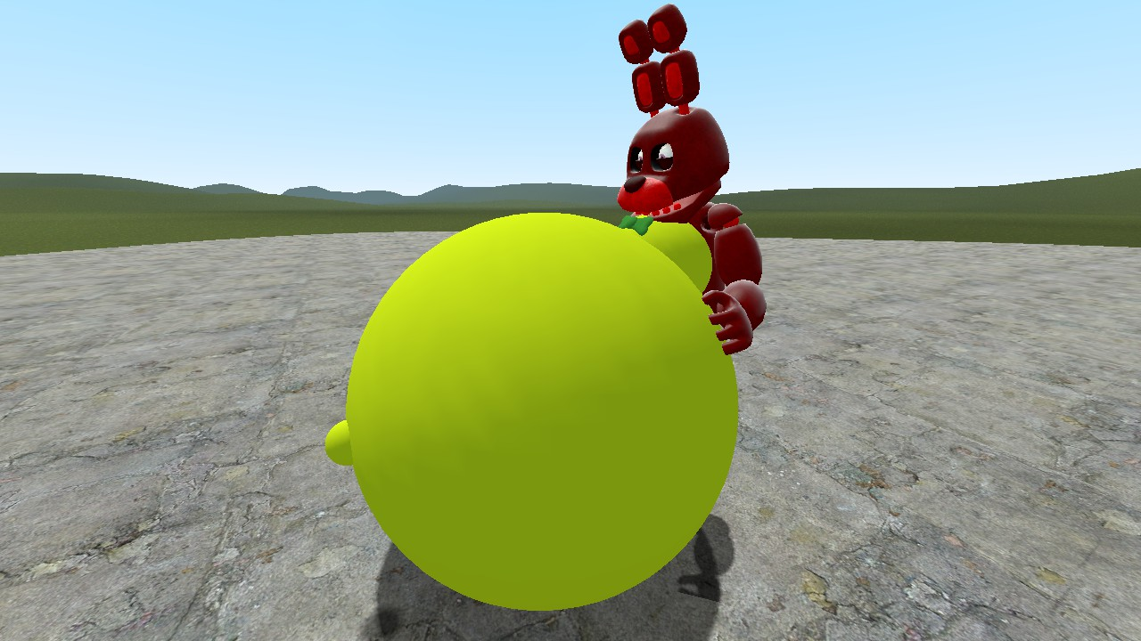 Gmod belly inflation