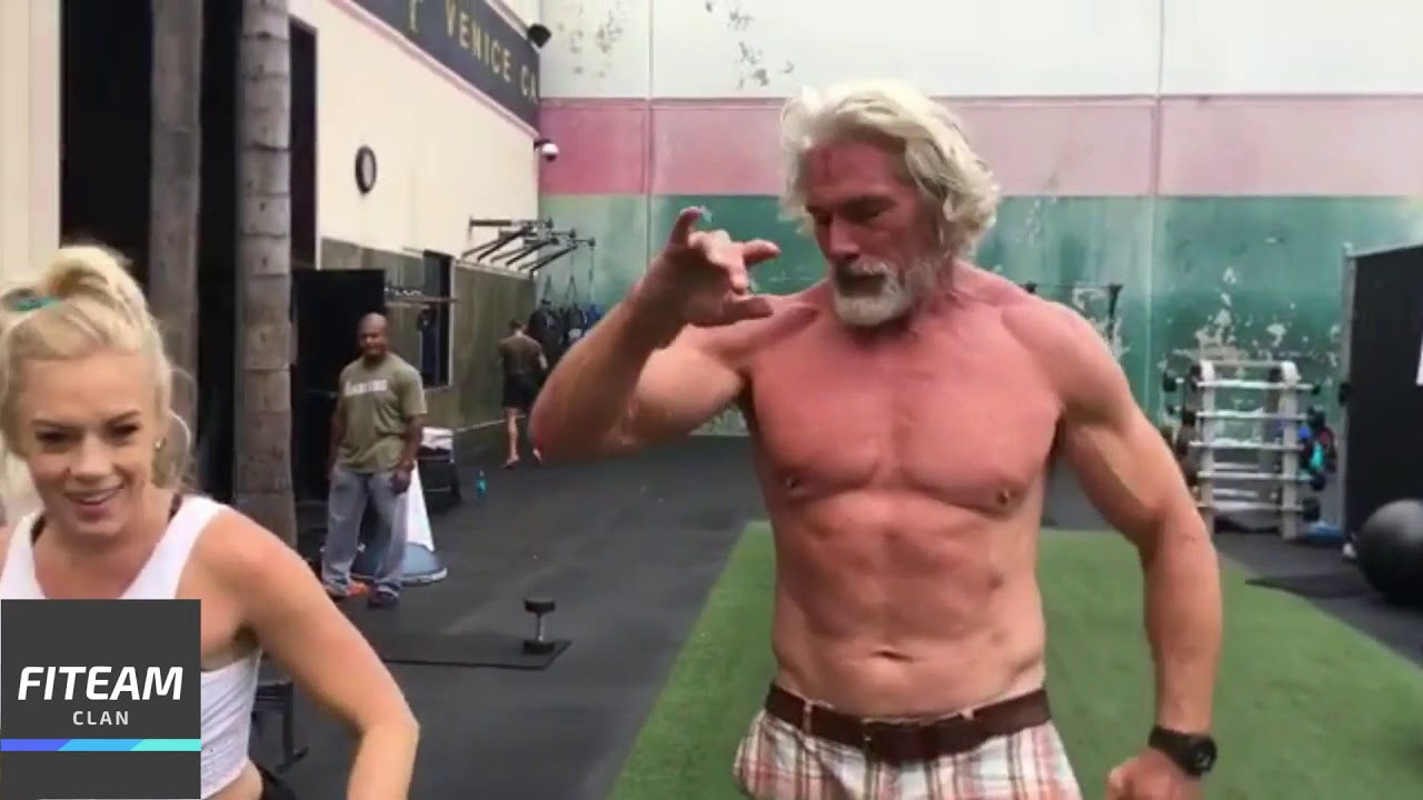 Old man sexy