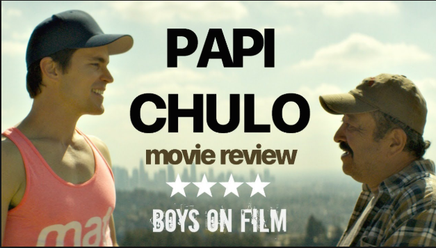 Papi chulo meaning