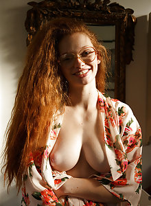 Real amateur ginger pics