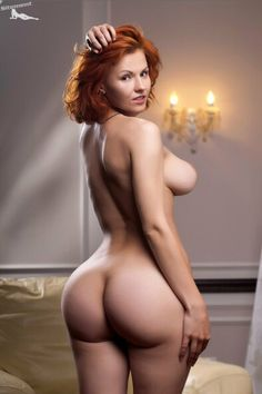 Sexy red heads with big asses nude